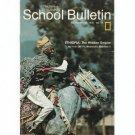 National Geographic School Bulletin November 1970 Ethiopia The Hidden Empire