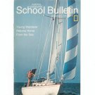 National Geographic School Bulletin November 1970 Young Wanderer Returns Home From the Sea