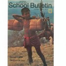 National Geographic School Bulletin October 1970 Feast Days Brighten Bali