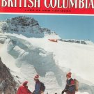 Beautiful British Columbia Land Of New Horizons Travel Guide Vintage Winter 1973