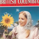 Beautiful British Columbia Land Of New Horizons Travel Guide Vintage Summer 1974