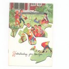 Vintage Understanding Your Teen Ager Booklet by Metropolitan Life Insurance 1953