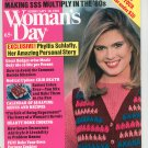 Woman's Day Magazine February 1981 With It's Citrus Season Cook Booklet