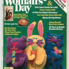 Woman's Day Magazine November 1981