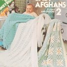 Baby Afghans To Knit And Crochet 2 by John Feddersen Jr.  Leisure Arts 101 Vintage