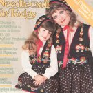 Vintage Needlecraft For Today September October 1983 With Patterns