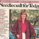 Vintage Needlecraft For Today January February 1982 With Patterns