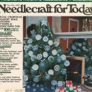 Vintage Needlecraft For Today November December 1981 With Patterns