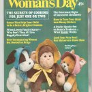 Woman's Day Magazine September 1978 With Collectors Cookbook