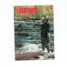 Vintage Ford Time Magazine May 1979 High Country Trout Fishing