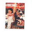 Vintage Ford Time Magazine July 1979 Take A Whirl On Hartford's Carrousel