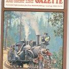 Narrow Gauge And Short Line Gazette Magazine July August 1982 Train Modelbuilding
