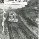 Central Headlight Magazine First Quarter 1985 Railroad Train