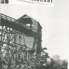 Central Headlight Magazine Fourth Quarter 1985 Railroad Train