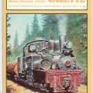 Narrow Gauge And Short Line Gazette Magazine September October 1981 Train Modelbuilding
