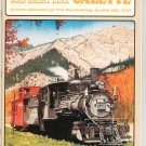 Narrow Gauge And Short Line Gazette Magazine January February 1981 Train Modelbuilding