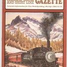 Narrow Gauge And Short Line Gazette Magazine March April 1983 Train Modelbuilding