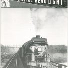 Central Headlight Magazine Second Quarter 1987 Railroad Train