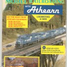 Model Railroading With Athearn Locomotives & Cars by Robert Schleicher 0961269235