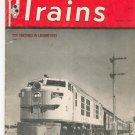 Trains Magazine October 1949 Vintage Not PDF