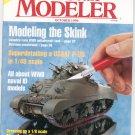 Fine Scale Modeler Magazine October 1996 Not PDF Back Issue
