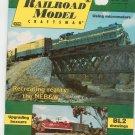 Railroad Model Craftsman Magazine April 1982  Not PDF Back Issue