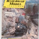 Railroad Model Craftsman Magazine November 1982  Not PDF Back Issue
