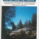 Mainline Modeler Magazine February 1985 Train Railroad  Not PDF Back Issue