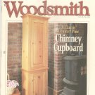 Woodsmith Magazine Back Issue Volume 20 Number 116 Chimney Cupboard Plus April 1998