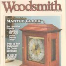 Woodsmith Magazine Back Issue Volume 20 Number 119 Mantle Clock Plus October 1998