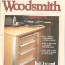 Woodsmith Magazine Back Issue Volume 20 Number 118 Roll Around Tool Cart Plus August 1998