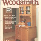 Woodsmith Magazine Back Issue Volume 21 Number 124 Hoosier Style Cabinet Plus August 1999