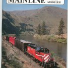 Mainline Modeler Magazine July 1987 Train Railroad  Not PDF Back Issue