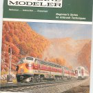 Mainline Modeler Magazine October 1983 Train Railroad  Not PDF Back Issue