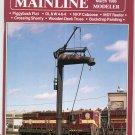 Mainline Modeler Magazine March 1986 Train Railroad  Not PDF Back Issue