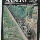 Mainline Modeler Magazine November 1985 Train Railroad  Not PDF Back Issue