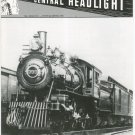 Central Headlight Magazine First Quarter 1993 Railroad Train