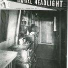 Central Headlight Magazine Third Quarter 1997 Railroad Train