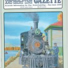 Narrow Gauge And Short Line Gazette Magazine May June 2009 Train Modelbuilding