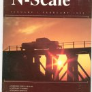 N Scale Magazine January February 1995 Back Issue Train Railroad