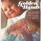 Golden Hands Part 17 Patchwork Knitting Children Netting Vintage