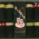 Vintage Hi-Jacs King Of Coasters Hi-Style Nail Head Set In Box Style 128