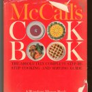 McCalls Cook Book Cookbook Vintage 1963  Red Cover McCall's