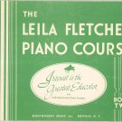 The Leila Fletcher Piano Course Book Two Vintage Montgomery Music