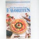 The Pampered Chef Favorites Cookbook 1992