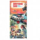 Vintage Daytona 500 Race Brochure 1973