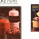 Vintage Brinkman Smoke N Pit Brochure Recipe Book Price List