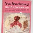 Good Housekeepings Cake Lovers Cookbook #3 1967 Vintage