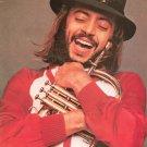 Chuck Mangione Feels So Good Souvenir Program Vintage 1978