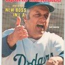 Sports Illustrated Magazine March 14 1977 Tom Lasorda